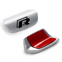 R Direksiyon Krom Logo